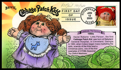 CTC CABBAGE PATCH KIDS 1980s