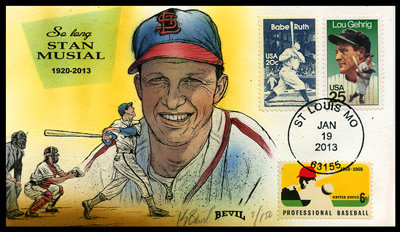 SO LONG STAN MUSIAL