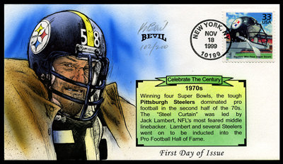 CTC STEELERS 4 SUPERBOWLS 1970s
