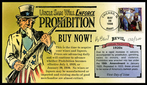 CTC PROHIBITION ENFORCED 1920s