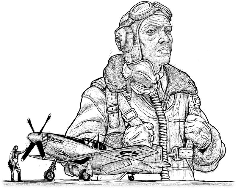 TUSKEGEE PILOT