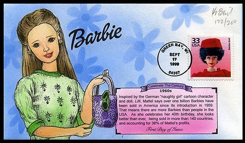 CTC BARBIE DOLL 1960s