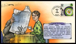 CTC EMILY POST ETIQUETTE 1920s
