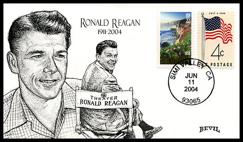 REAGAN ACTOR UNPAINTED