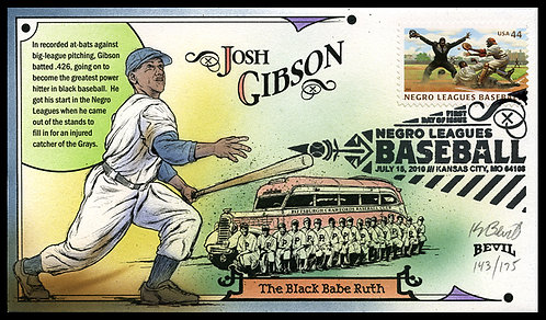NEGRO LEAGUES SET OF 2