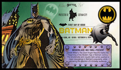 BATMAN-MODERN AGE