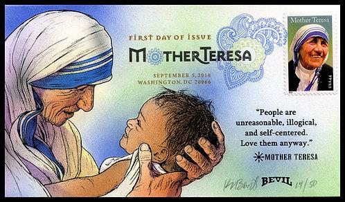 MOTHER TERESA DCP