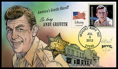 SO LONG ANDY GRIFFITH