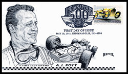 UNPAINTED INDY 500