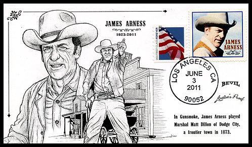 JAMES ARNESS ARTIST PROOF!!