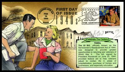 CTC GI BILL 1940s