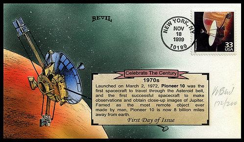 CTC PIONEER 10 1970s