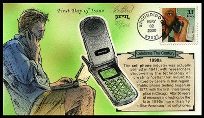 CTC CELLULAR PHONES 1990s