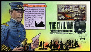 1862 CIVIL WAR SET OF 2