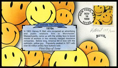 CTC AMERICA SMILES 1970s