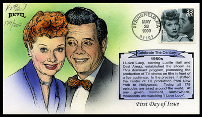 "CTC ""I lOVE LUCY"" 1950s"