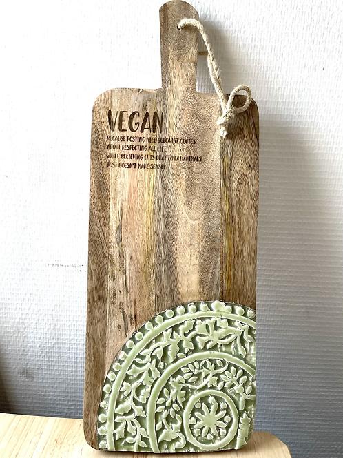 Vegan Mandala Board