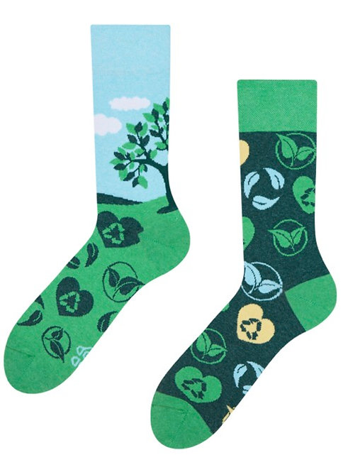 Recycle(d) Socks