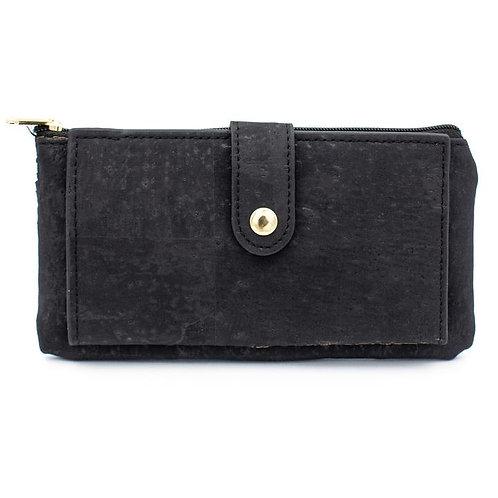 Slim Wallet Black