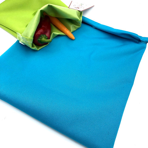 Flaxie Freezer bag Blue