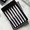 Thumbnail: Six Serrated Steak Knives Gift Set