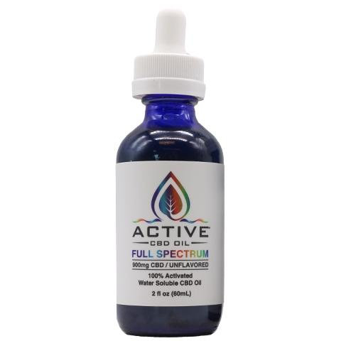 Water Soluble, Full Spectrum - 900mg