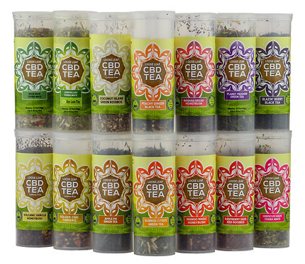 One Love Tea (Loose Leaf) - Multiple flavors
