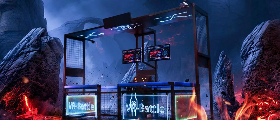 VR Battle Station