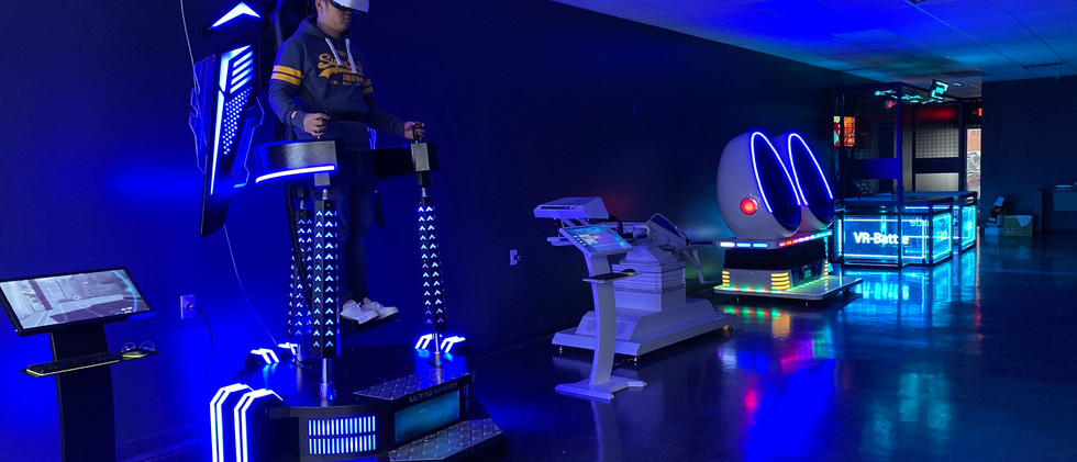 VR Robot