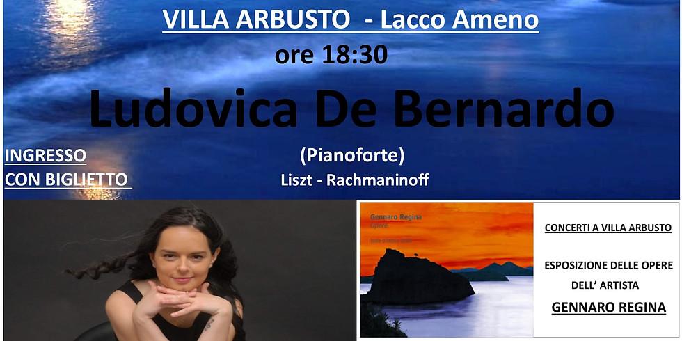 LUDOVICA DE BERNARDO - Pianoforte