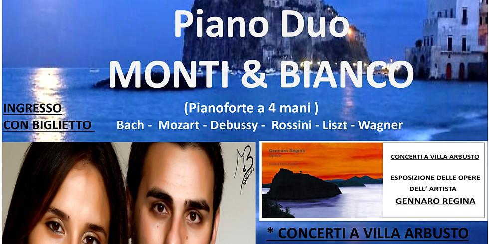MONTI & BIANCO Piano Duo  - Pianoforte a 4 mani