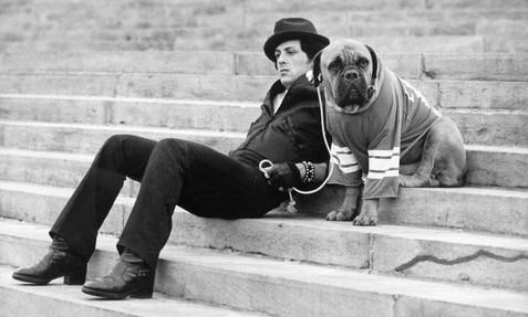 Movie photography Rocky Balboa