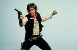 Harrison Ford in Star Wars Han SoloCelebrity Famous People Photography