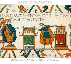 La mythique tapisserie de Bayeux, à visiter