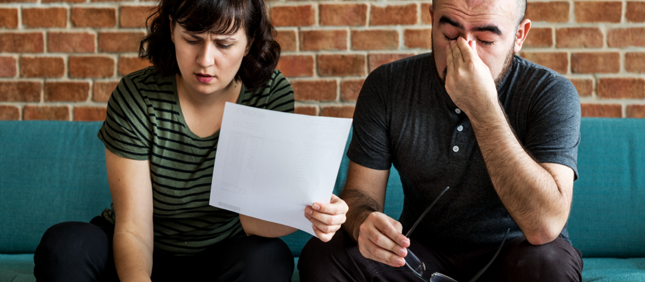 5 Signs That Your Debt Is Getting Out Of Control