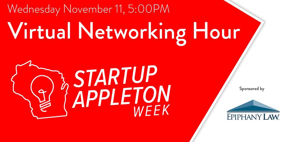 Startup Appleton Week Networking Hour