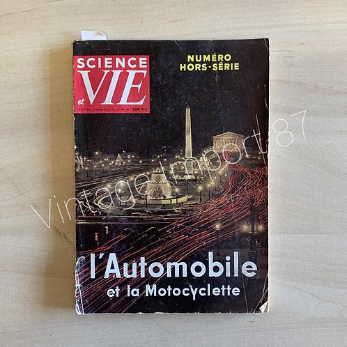 Revue - l'Automobile et la Motocyclette