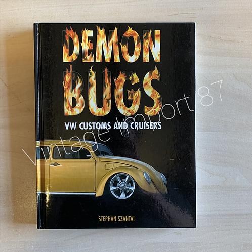 Livre Demon Bugs