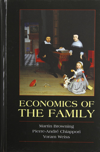 Chiappori, Browning, Weiss Economics of