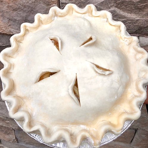 Bake at Home Apple Pie