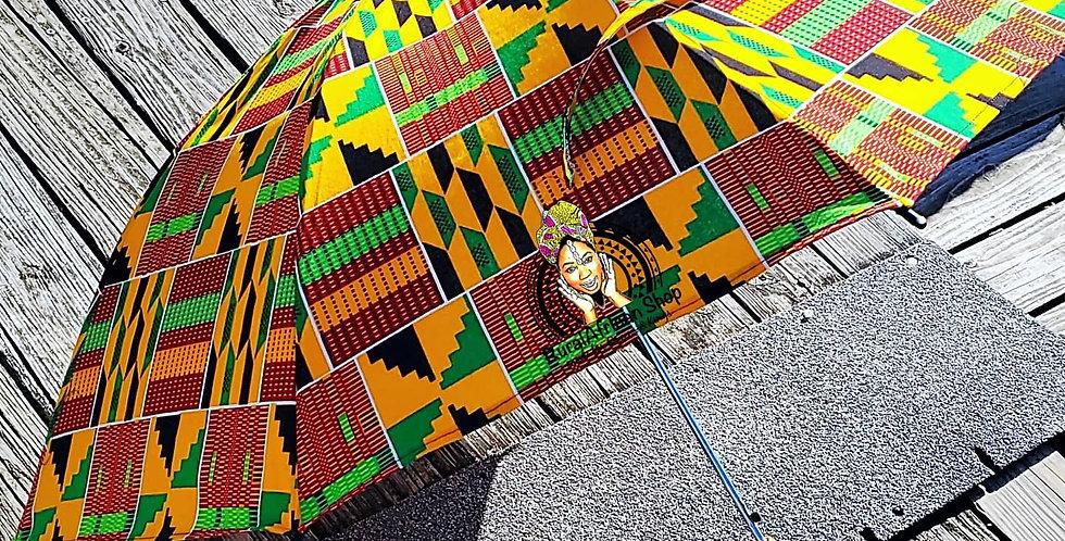 Kepula African Fabric umbrella