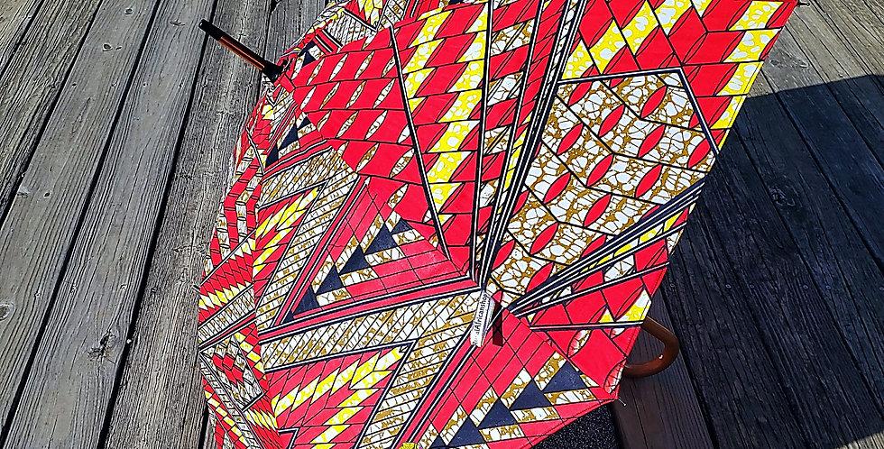 Tsholanang African Fabric Umbrella
