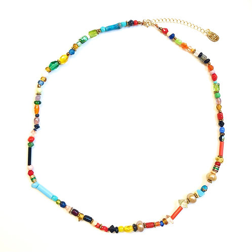 Beads necklace②