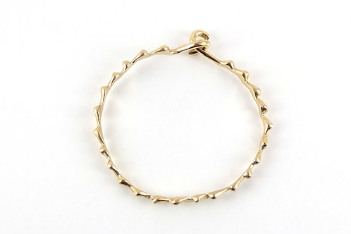 ROUNDWAVE bangle