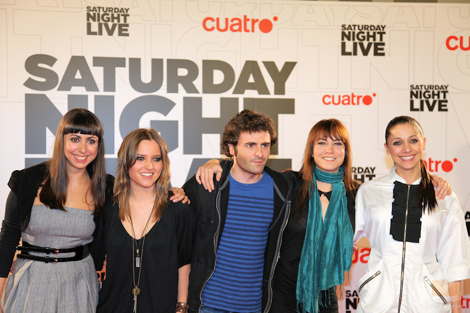 Saturday night Live Presentación