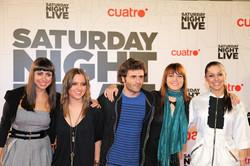 Saturday night Live Presentación