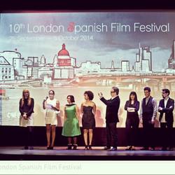 Presentación Spanish Film Festival H
