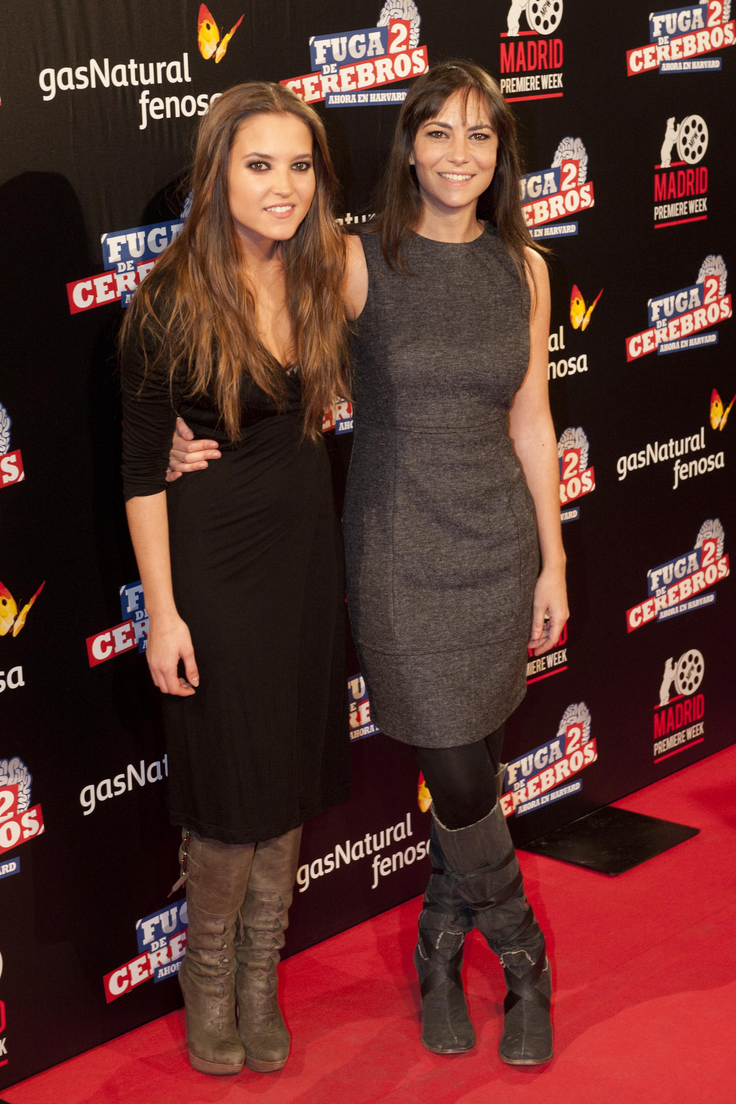 Ana Fernández y Sandra Collantes