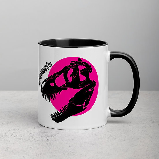 Wild Thing T-Rex Coffee Mug