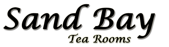 Sand Bay Tea Rooms title